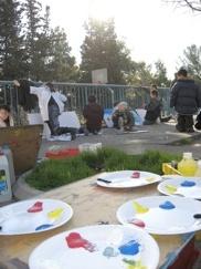 Ateliers de Peinture de Rue des Amandiers